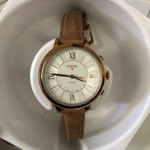 Fossil Q Hybrid Jaqueline Watch